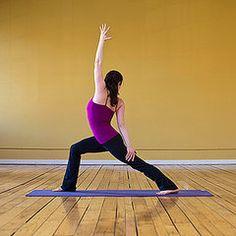 Yoga Twists Keep Things Moving on Thanksgiving