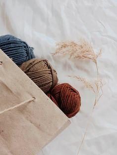 blue, brown, and orange yarn threads photo – Free Plant Image on Unsplash Yarn Thread, Thread Crochet, Embroidery Thread, Knit Crochet, Hobby Supplies, Types Of Yarn, Crochet Projects, Handmade Items, Handmade Shop