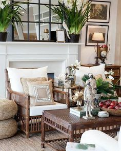 """Nídia Perez on Instagram: """"Um lindo dia pra todos. By pinterest."""" West Indies Decor, West Indies Style, British West Indies, Home Deco, Living Room Designs, Living Room Decor, Living Rooms, Bedroom Decor, British Colonial Decor"""