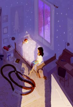 And this is where this story ends. by PascalCampion.deviantart.com on @deviantART