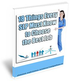 helps you choose the best speech pathology job for you