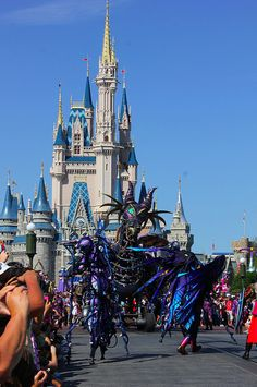 Check out the new parade pics! Festival of Fantasy Parade debuted March 9, 2014 at Disney's Magic Kingdom. Maleficent!