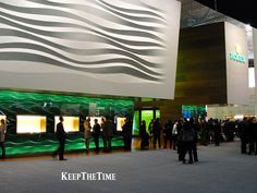 Baselworld Rolex Booth 2013