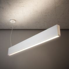 Slim H LED SUS is a suspended profile with up and downward illumination. It is part of the slim range utilising the slim 40mm lens and uses the light tray 40 LED with Tridonic Linear Light Engine HE or HO LED boards   http://www.darkon.com.au/product/slim-h-led-sus/
