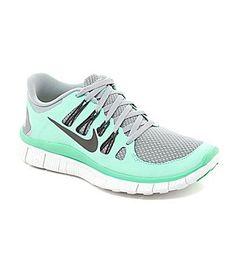 Nike Womens Free Run 50 Barefoot Running Shoes #Dillards