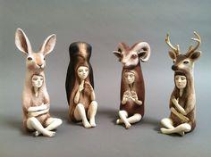 Crystal Morey Ceramic Sculptures2