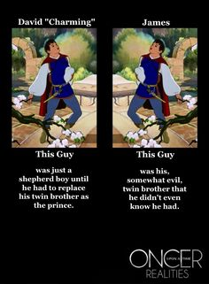 Once Upon a Time: Changing our perception of fairy tales one headcannon at a time.