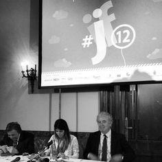 press conference di Michele Santoro