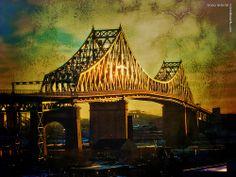 JACQUES CARTIER BRIDGE [MONTREAL]