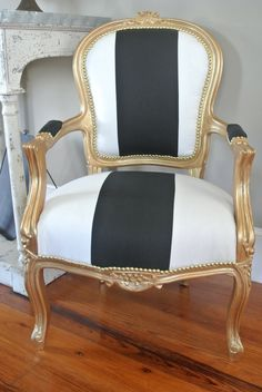 Customizable French Chairs by ChairWhimsy on Etsy https://www.etsy.com/listing/196243162/customizable-french-chairs