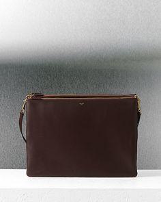 CÉLINE fashion and luxury leather goods 2012 Fall - Trio Bag - 41