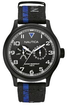 TimeZone : Industry News » N E W M o d e l - Nautica BFD 103