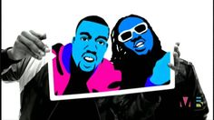 Rotoscoping media technique in after effects used in the music video , drawn over the film