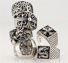 Imperial Men's Collection Rings - The Samuel B. Collection - JCK Marketplace