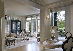 Paint colors: Living Room - traditional - living room - new york - Ike Kligerman Barkley
