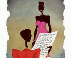 leroy campbell prints | Black Love Art Prints & Posters - Black Romance Art