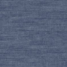 Canvas (Multiple Colorways) - Storm Blue Double Roll