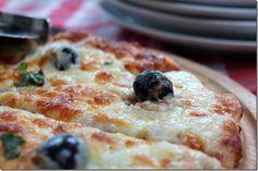 Recette pizza margherita , 100% fait maison