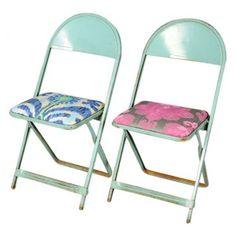 Conjunto de cadeiras dobráveis - Estúdio Glória - Westwing Home and Living