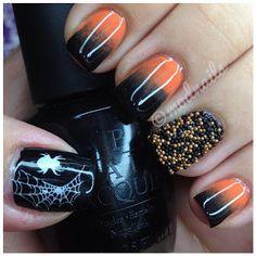 Carol Ri  Vodpod: Halloween Nails #Lockerz