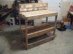 Pallet Workbench..