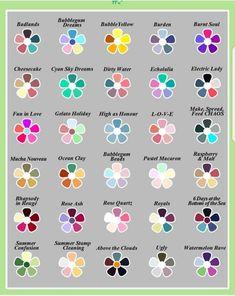 Color Palette No. Palette Art, Colour Pallette, Colour Schemes, Color Combos, Best Color Combinations, Color Mixing Chart, Color Palette Challenge, Color Psychology, Psychology Facts