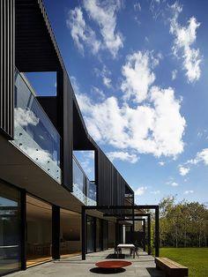 Fachada de edifício Arquiteto: Inarc Architects  Fonte: The Cool Hunter