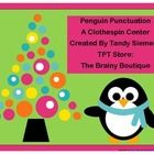 These cute little penguins will help your students' punctuation skills pop!Included in this activity are:  1.  10 Printable Penguin Cards.  Stu...