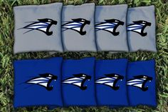 St. Frances Cougars Team Logo Cornhole Replacement Bag Set