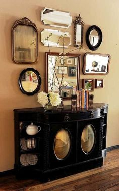 7 Easy And Affordable Ways To Stunning Wall Decor - Mirrors