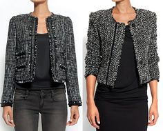 Something you should never miss in your wardrobe style jacket by chanel