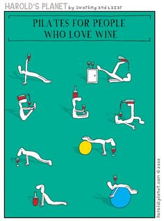 Funny pictures about Pilates for people who love wine. Oh, and cool pics about Pilates for people who love wine. Also, Pilates for people who love wine photos. Fun Clips, Haha, Funny Commercials, Commercial Ads, Wine Quotes, I Smile, I Laughed, Laughter, Coaching