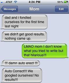 Parent Text Message Fails