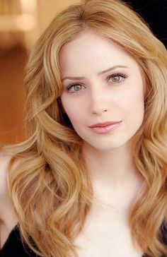 Jaime Ray Newman - unnecessarily beautiful.