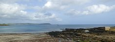 https://flic.kr/p/sCYiZX | Panoramic - Welcome The Spirit Of Falmouth to Gerrans Bay, Portscatho