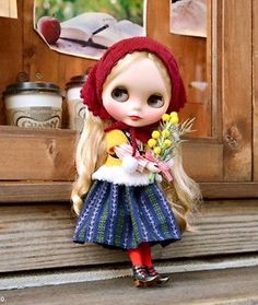 "PRE-ORDER Takara Neo Blythe 12"" Doll Winterish Allure December Christmas Release"
