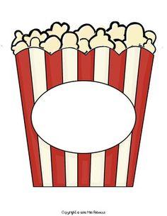 New Year's Bulletin Board Craftivity - new years Circus Theme Classroom, Hollywood Theme Classroom, Popcorn Science Fair Project, Science Fair Projects, Science Bulletin Boards, School Bulletin Boards, Popcorn Theme, Popcorn Crafts, Preschool Art Projects
