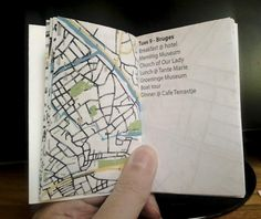 Make your own travel guide. It is well worth the effort. This article is from LifeHacker.