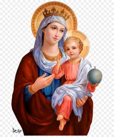 Q- Mary by on DeviantArt Blessed Mother Mary, Blessed Virgin Mary, Catholic Art, Catholic Saints, Religious Icons, Religious Art, Mother Mary Images, Hail Holy Queen, Lady Of Lourdes