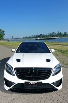 Mercedes Benz S Class AMG (W222) German Special Customs (GSC) Edition