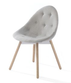 Haldane Martin has always been a South African furniture designer that I've admired and respected. His design. Chair Design, Furniture Design, South African Design, African Furniture, Upholstered Arm Chair, Accent Chairs, Ottoman, Dining Chairs, Contemporary