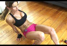 Zuzana Light | Bodyrock TV | zuzka light | Growth-atropin 300mg™ Pro Hypertrophic Anabolic