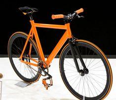fixie orange concour GQ Fixi Bike, Bike Rides, Bici Retro, Mountain Bike Accessories, Velo Vintage, Baby Bike, Bike Details, Mtb, Pedal