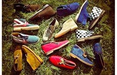 Clarks Originals: Desert Boots