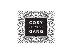 Cosy & The Gang logo / by Amy Hood