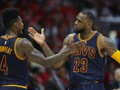 Cavaliers easily beat Hawks, take 2-0 lead in series