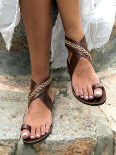 495e37106797cc 8 Best Black flat sandals images