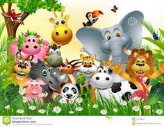 Resultado de imagem para desenhos de animais