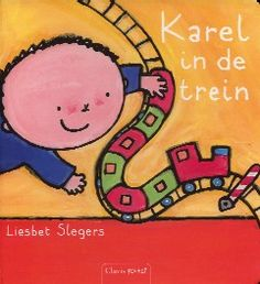 Karel in de trein - Liesbet Slegers