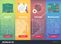 stock-vector-mathematics-banners-flat-vector-education-concept-of-math-algebra-calculus-vertical-layout-433131067.jpg (1500×1101)